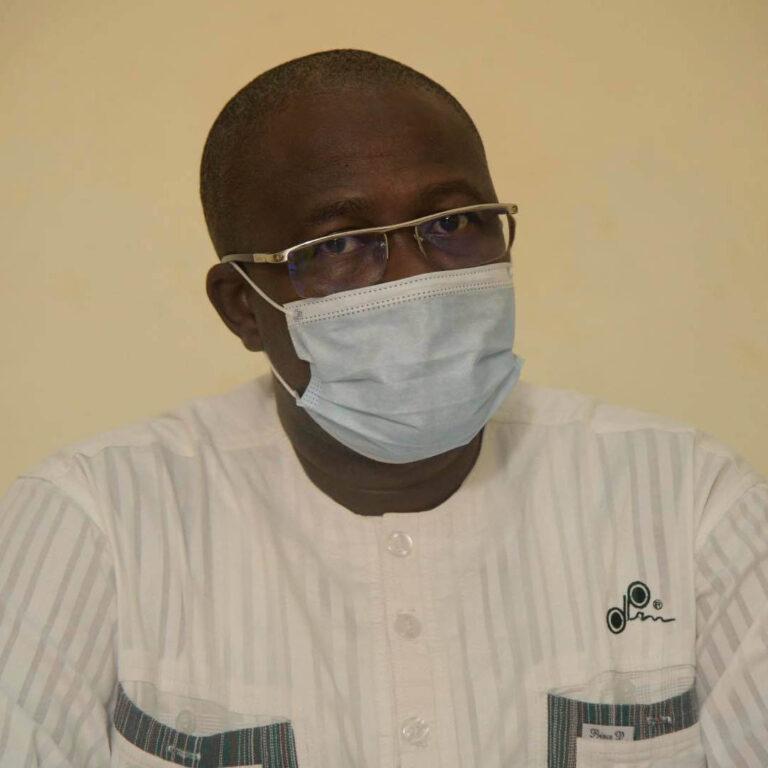 Maître Ambroise FARAMA | Organisation des Peuples Africains-Burkina Faso (OPA-BF)